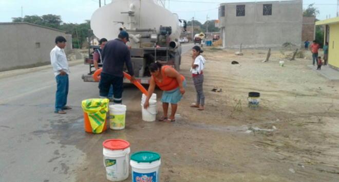 Lambayeque: amplían estado de emergencia en localidades de Mórrope